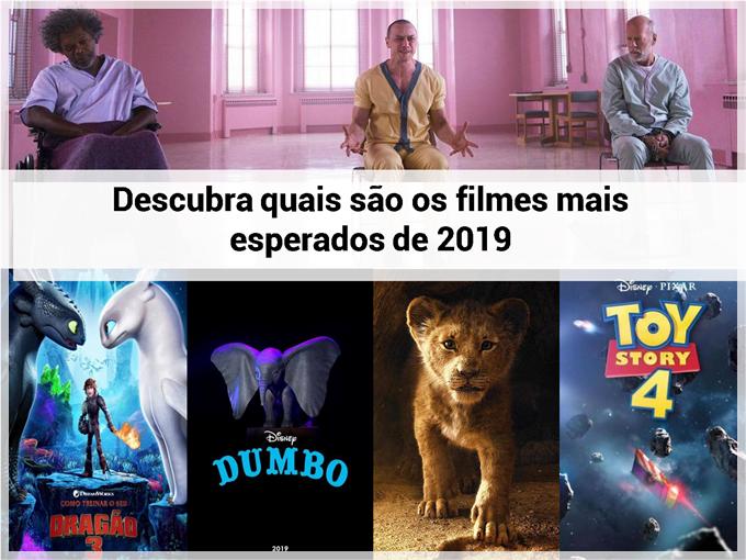 Descubra quais são os filmes mais esperados de 2019