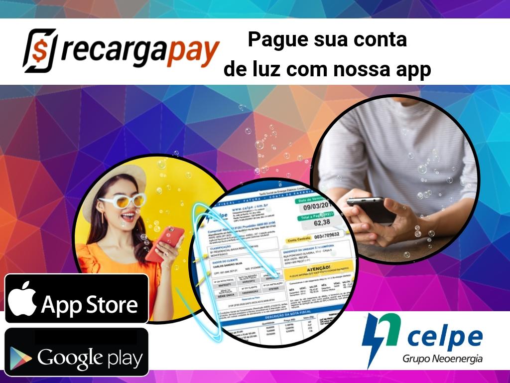 Usa Recargapay para pagar luz Celpe