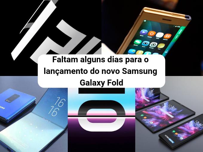 Samsung vai surpreender em 20 de fevereiro com o seu telefone dobrável