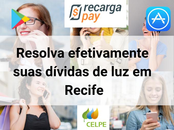 Resolva efetivamente suas dívidas de luz em Recife