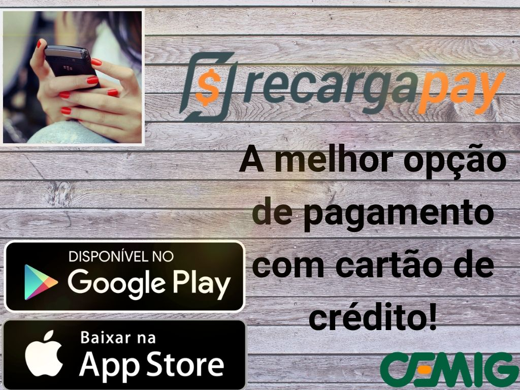 RecargaPay a melhor opção de pagamento com cartão de crédito!