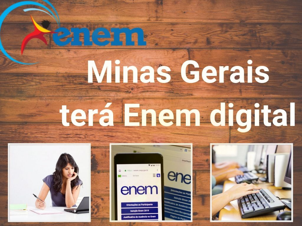 Minas tem Enem digital