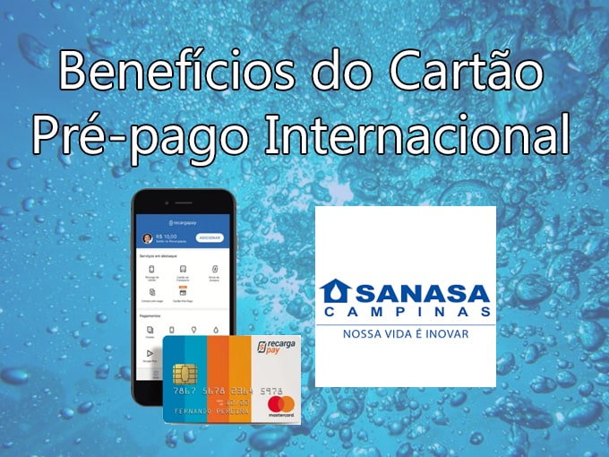 Benefícios do Cartão Pré-pago Internacional