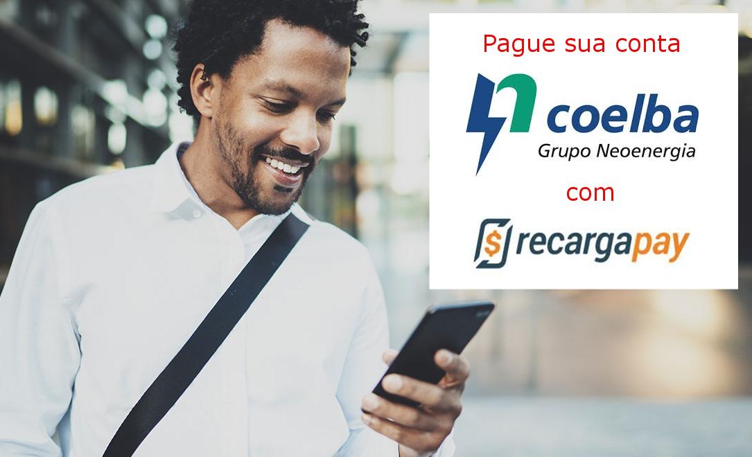 Pagmento Coelba Recargapay