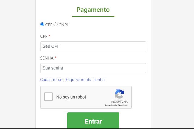Auxilio Emergencial pelo site de Celpe