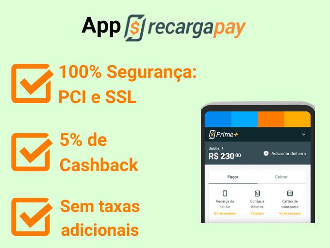 RecargaPay infromacao