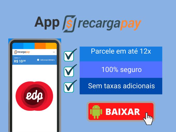 Obter app RecargaPay